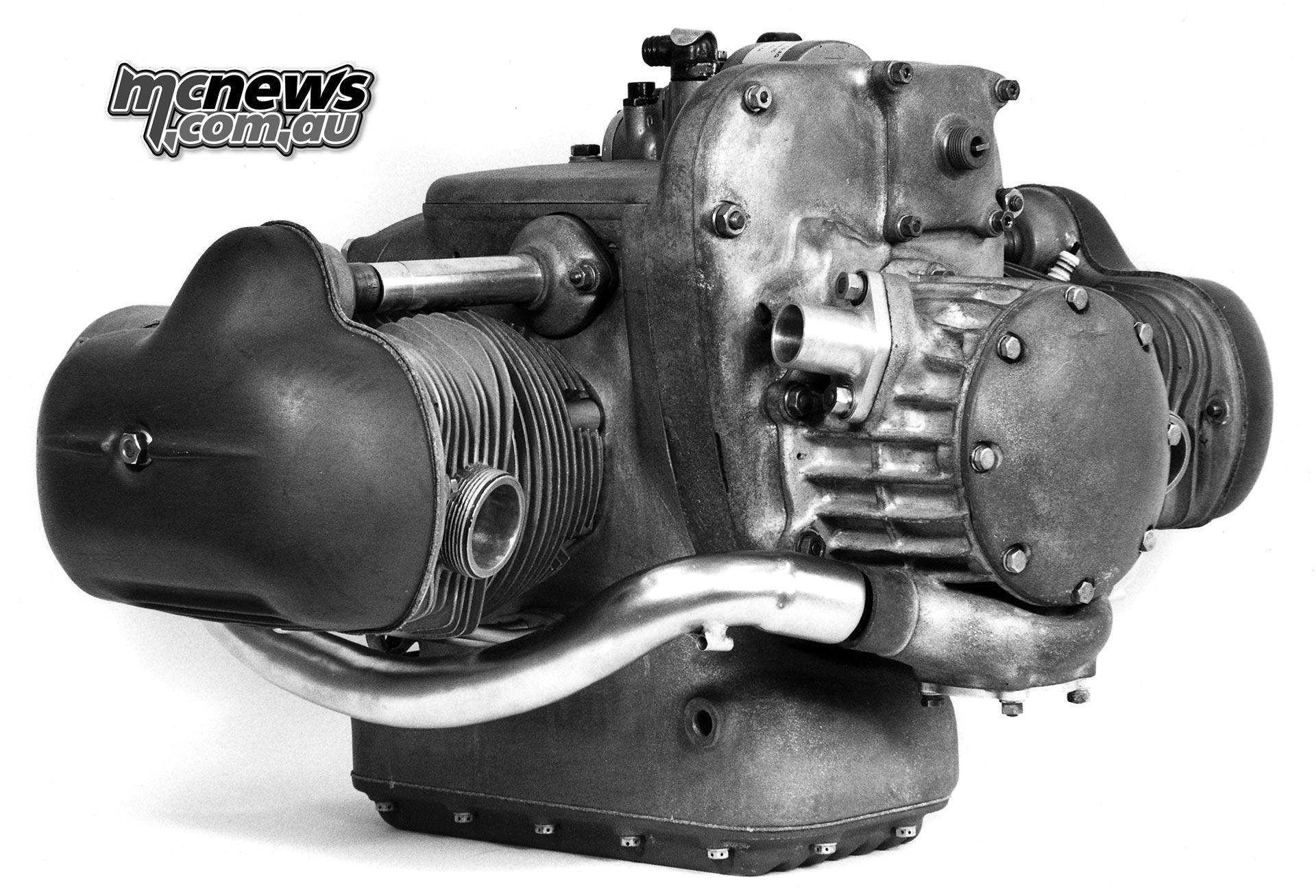 BMW Engine Type 255 Kompressor
