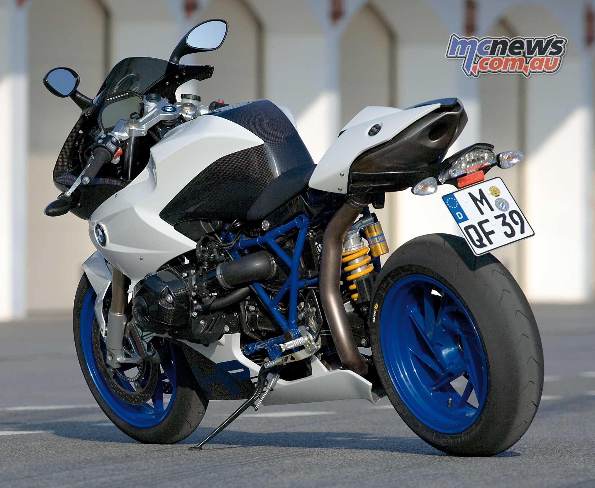 Bmw Sport Bike >> Bmw Hp2 Sport Flashback Friday Mcnews Com Au