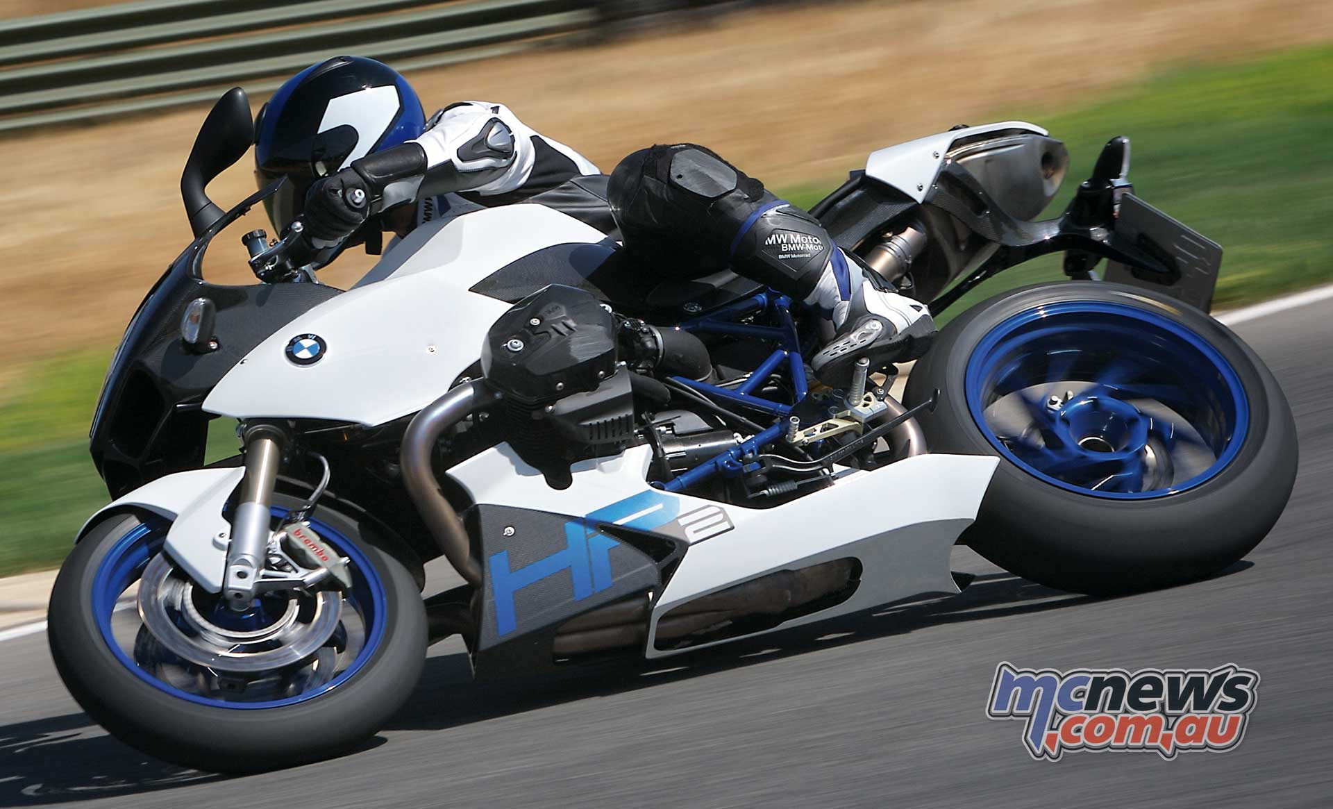 features - bmw hp2 sport | mcnews.au