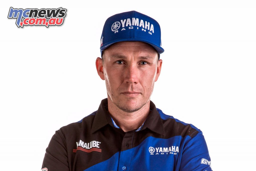 Rodney Faggotter joins the Yamalube Yamaha Official Rally Team for the 2018 Dakar event, which promises to be the toughest ever