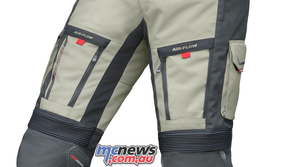 DriRider Vortex Adventure 2 Pant - Thigh vents