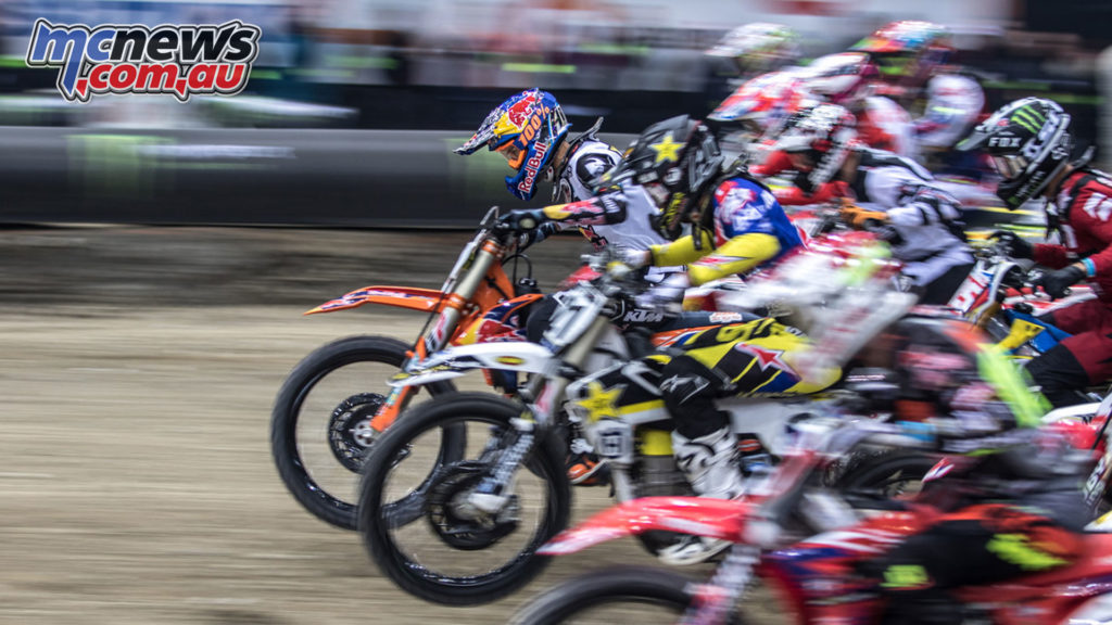 The Geneva Supercross