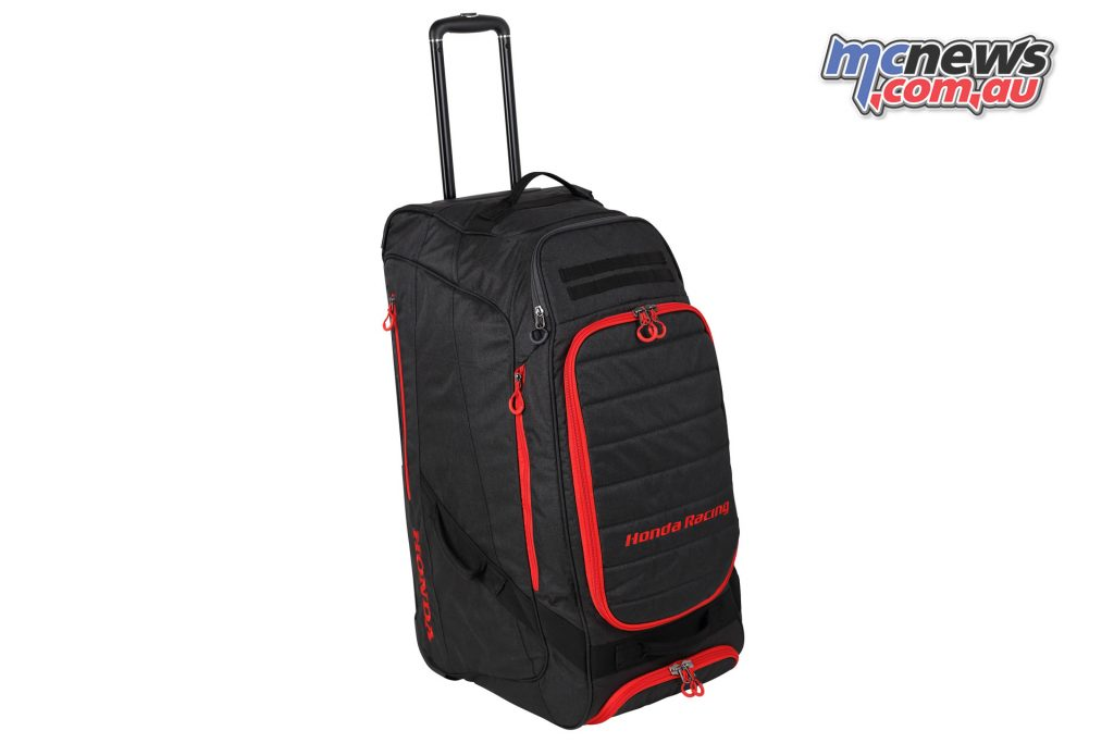 Honda Racing Rolling Gear Bag