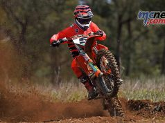 Kirk Gibbs, 28, will enter his sixth-straight year with the KTM Motocross Racing Team