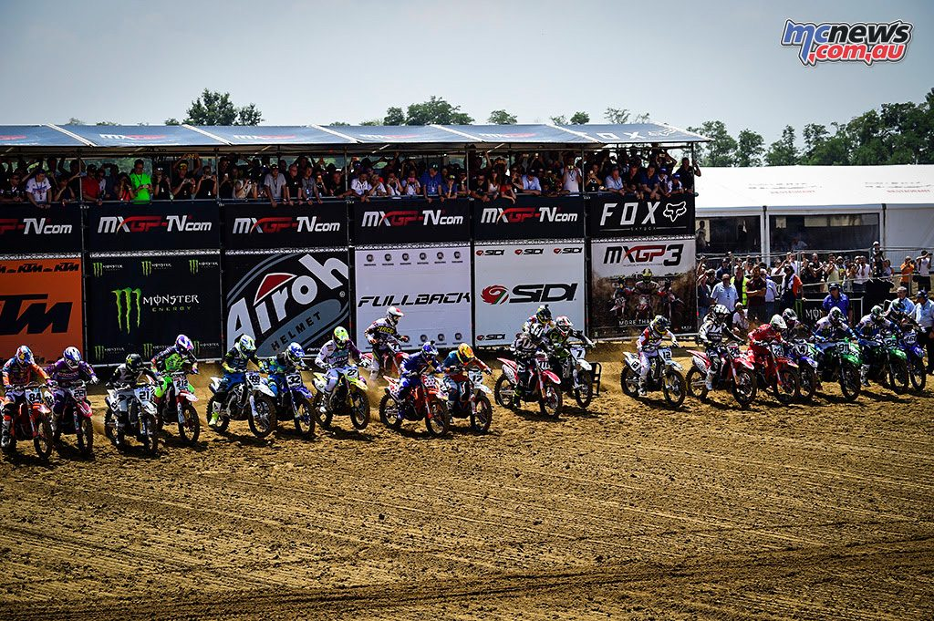 Ottobiano, Italy to host the MXGP Lombardia round