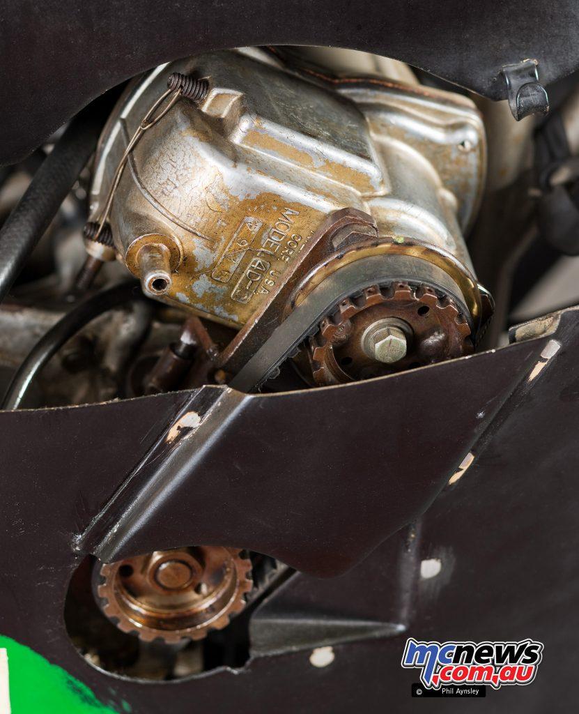 Mototrans 250 /4 gear drive cams