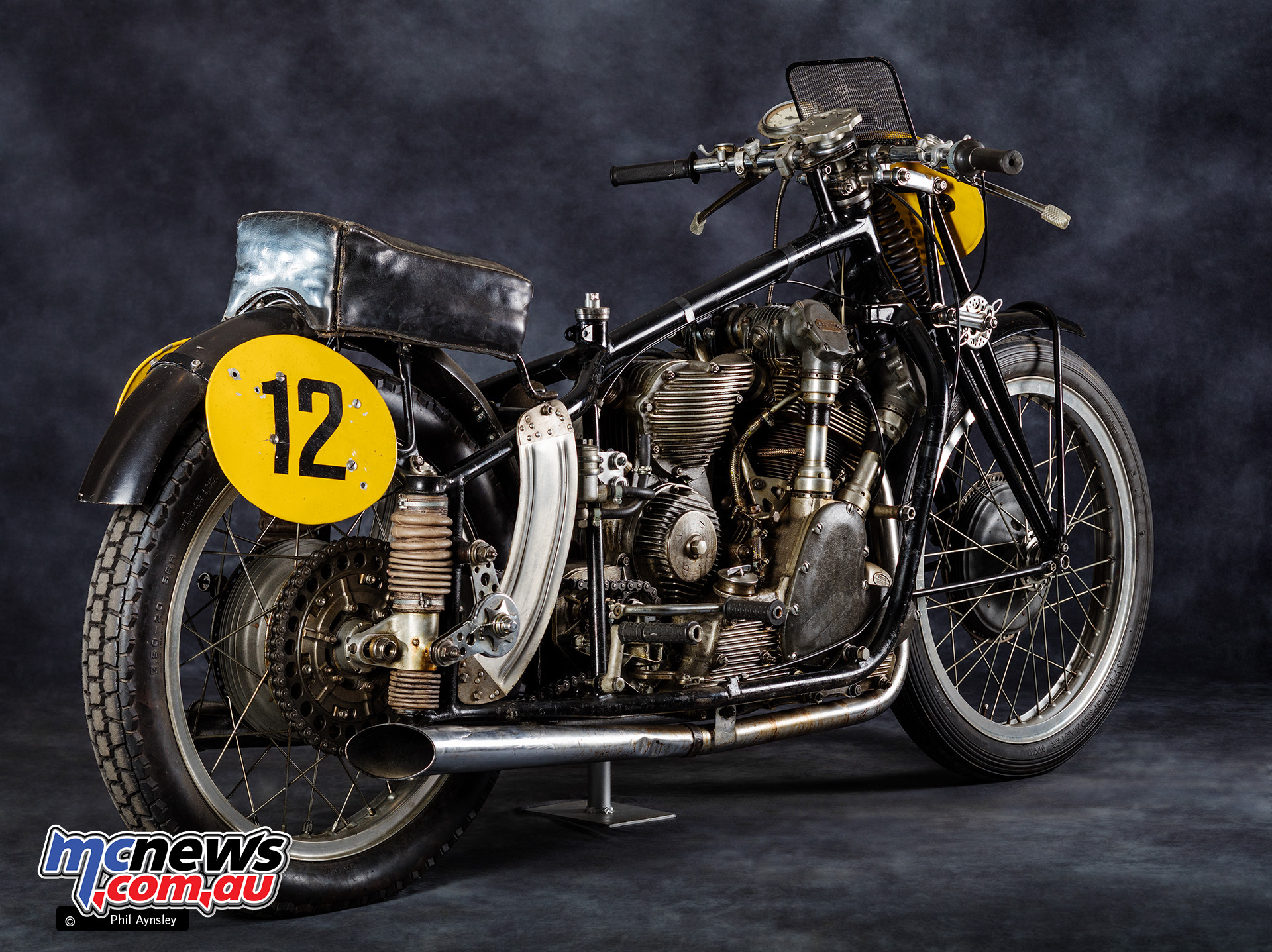 NSU RK500 | An Obscure German Racer from the 1930s