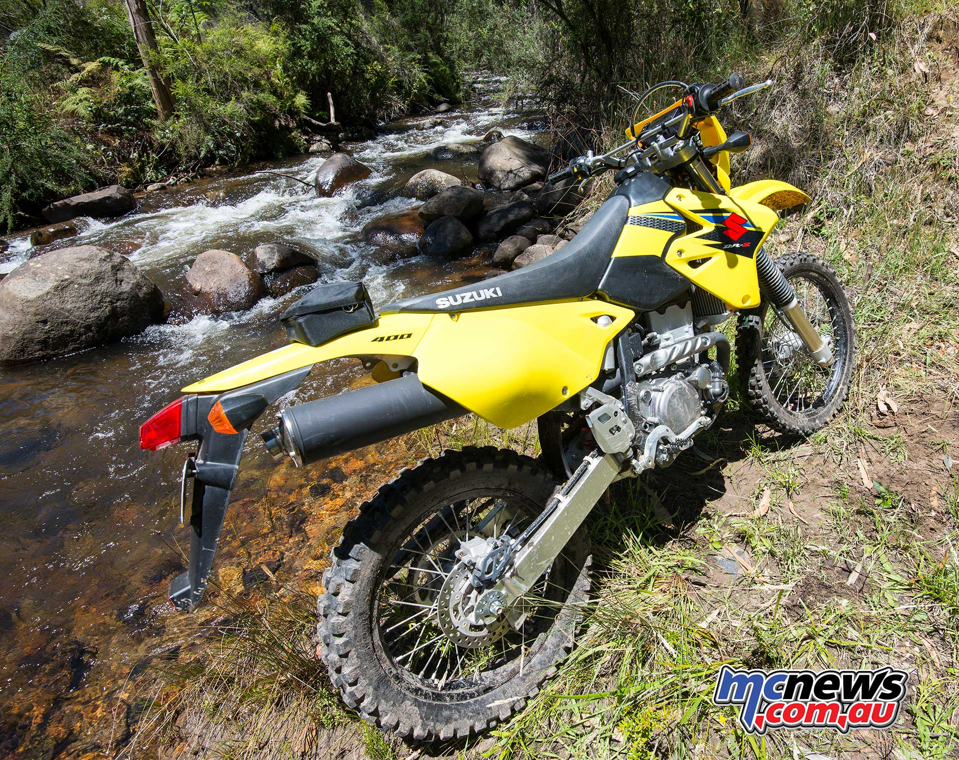 Outstanding Suzuki Dr Z400E Review Motorcycle Tests Mcnews Com Au Gmtry Best Dining Table And Chair Ideas Images Gmtryco