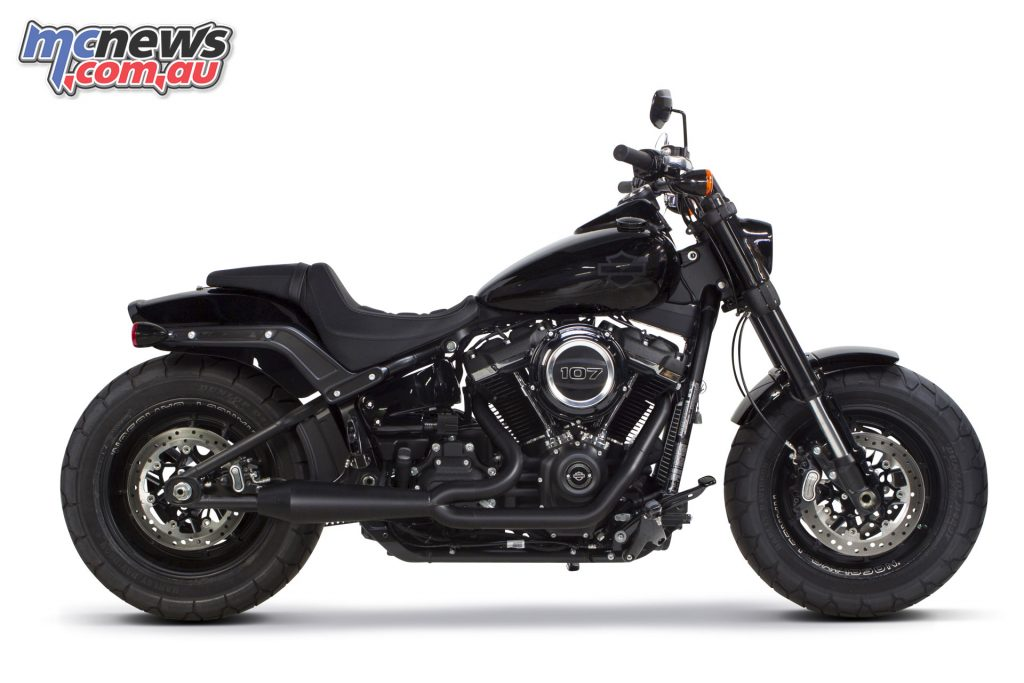 TBR Softail Comp-S 2-1 full system