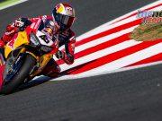 American rider Jake Gagne will race alongside Leon Camier in the Red Bull Honda World Superbike Team for WorldSBK season 2018.