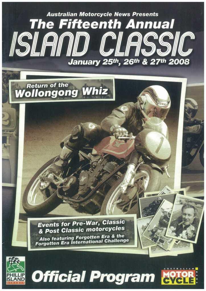 2008 Island Classic