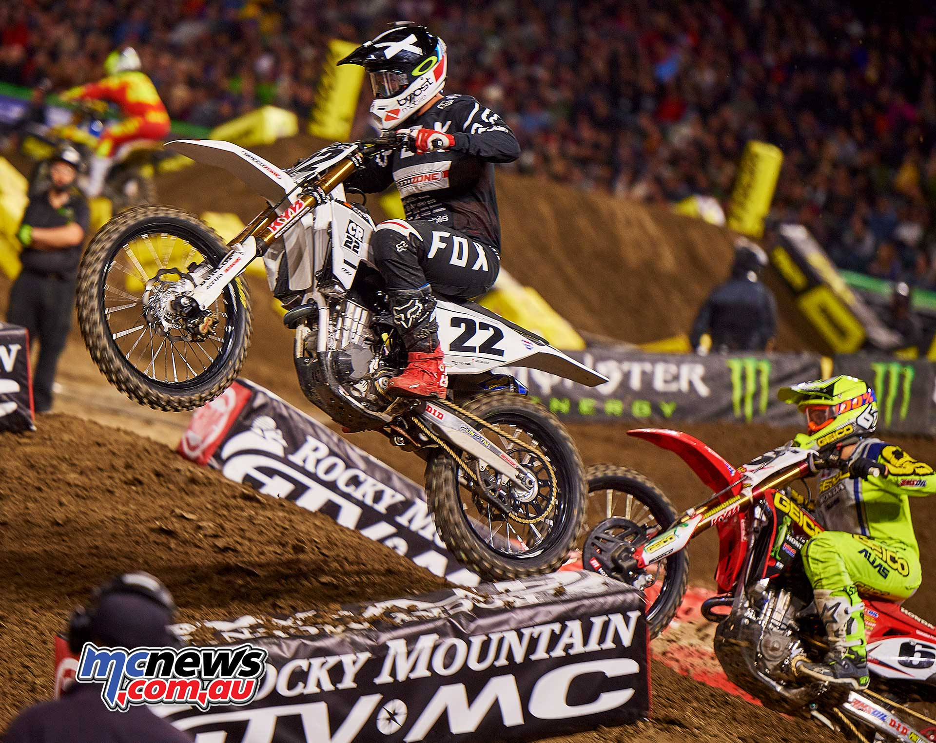 Chad Reed - Image Hoppenworld
