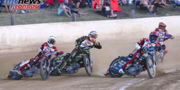 Australian Senior Solo Speedway