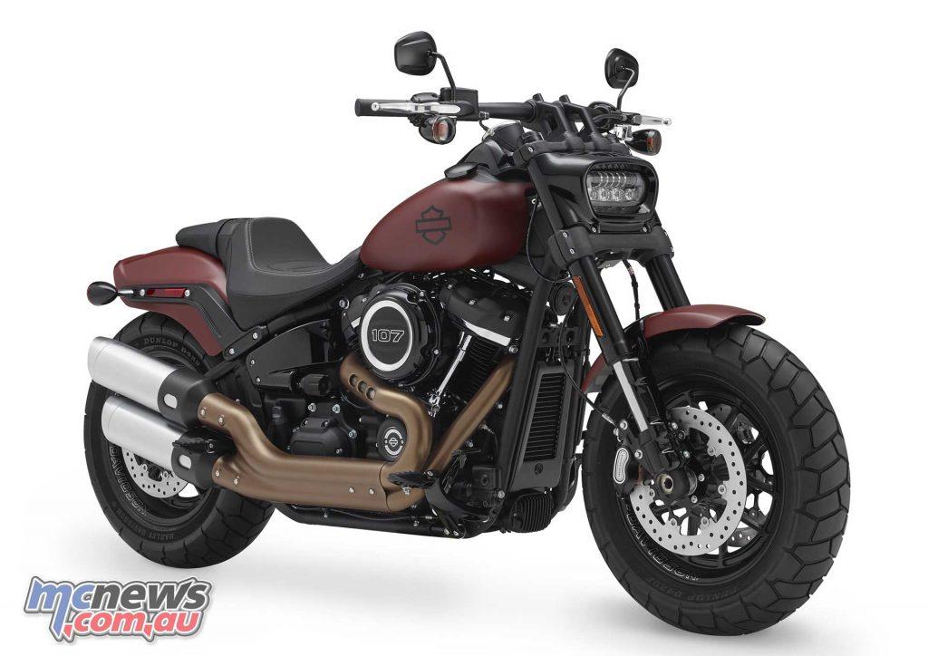 2018 Harley-Davidson Softail Fat Bob