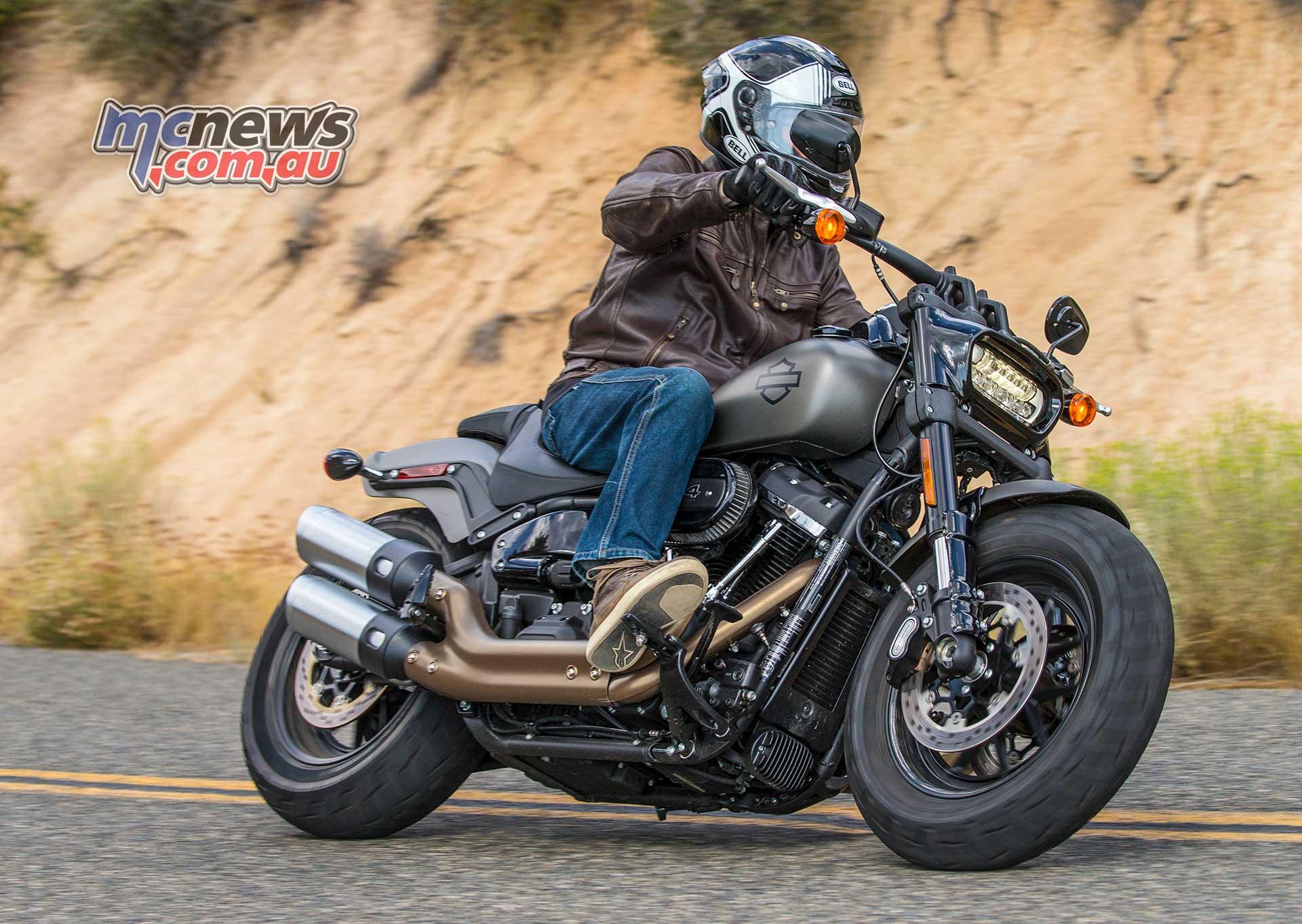 Harley-Davidson 2018 Softails | Motorcycle Tests | MCNews com au