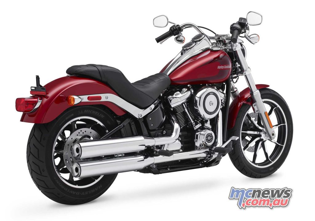 The Softail Low Rider