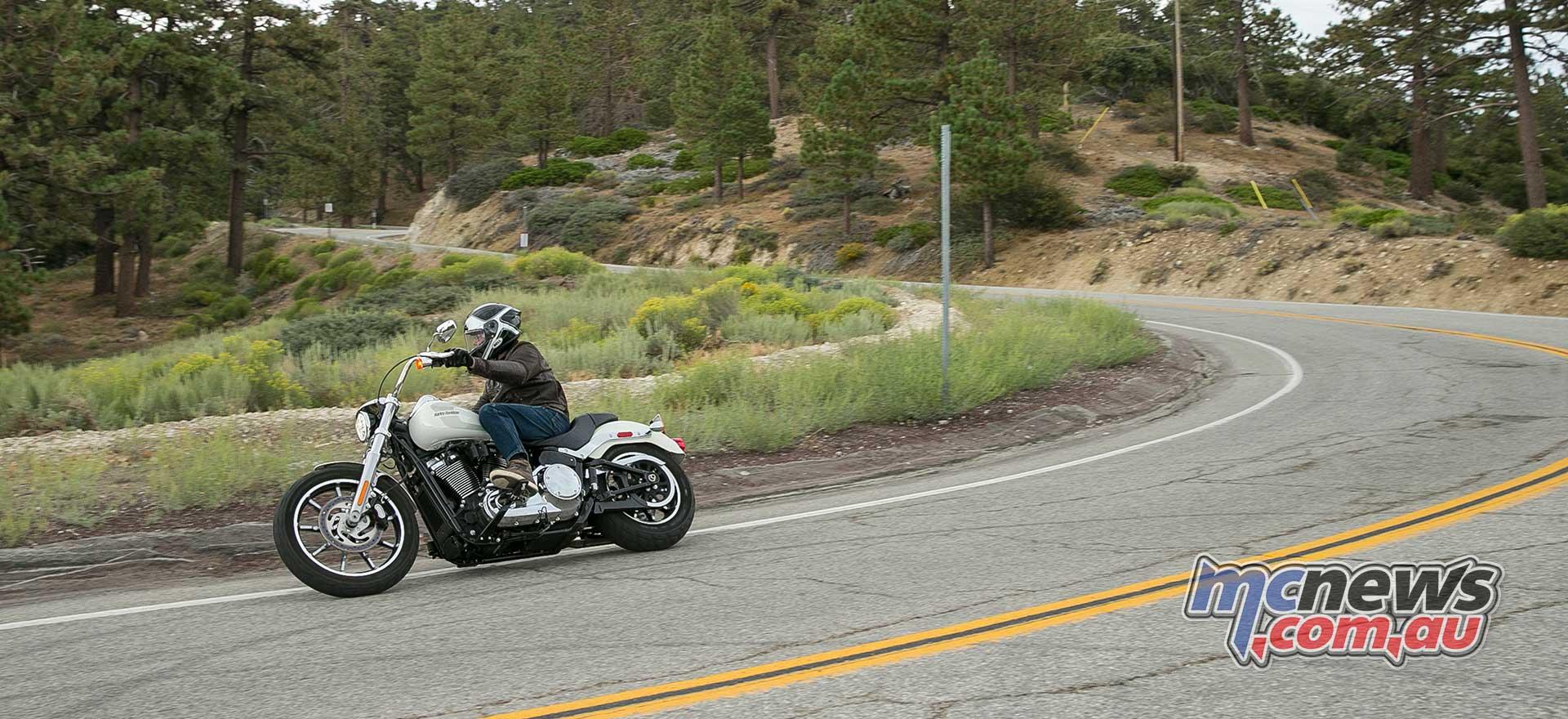 Remarkable Harley Davidson 2018 Softails Motorcycle Tests Mcnews Com Au Inzonedesignstudio Interior Chair Design Inzonedesignstudiocom