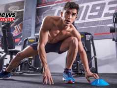 Marc Marquez Training