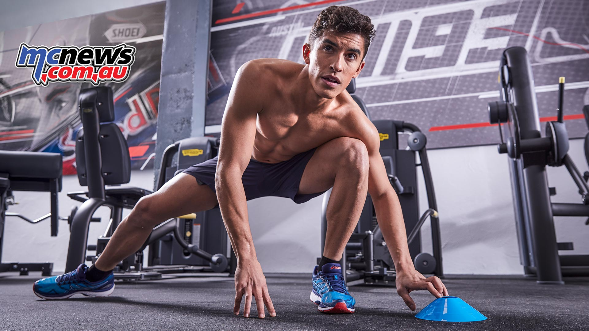 Marc Marquez on fitness training for MotoGP | MCNews.com.au