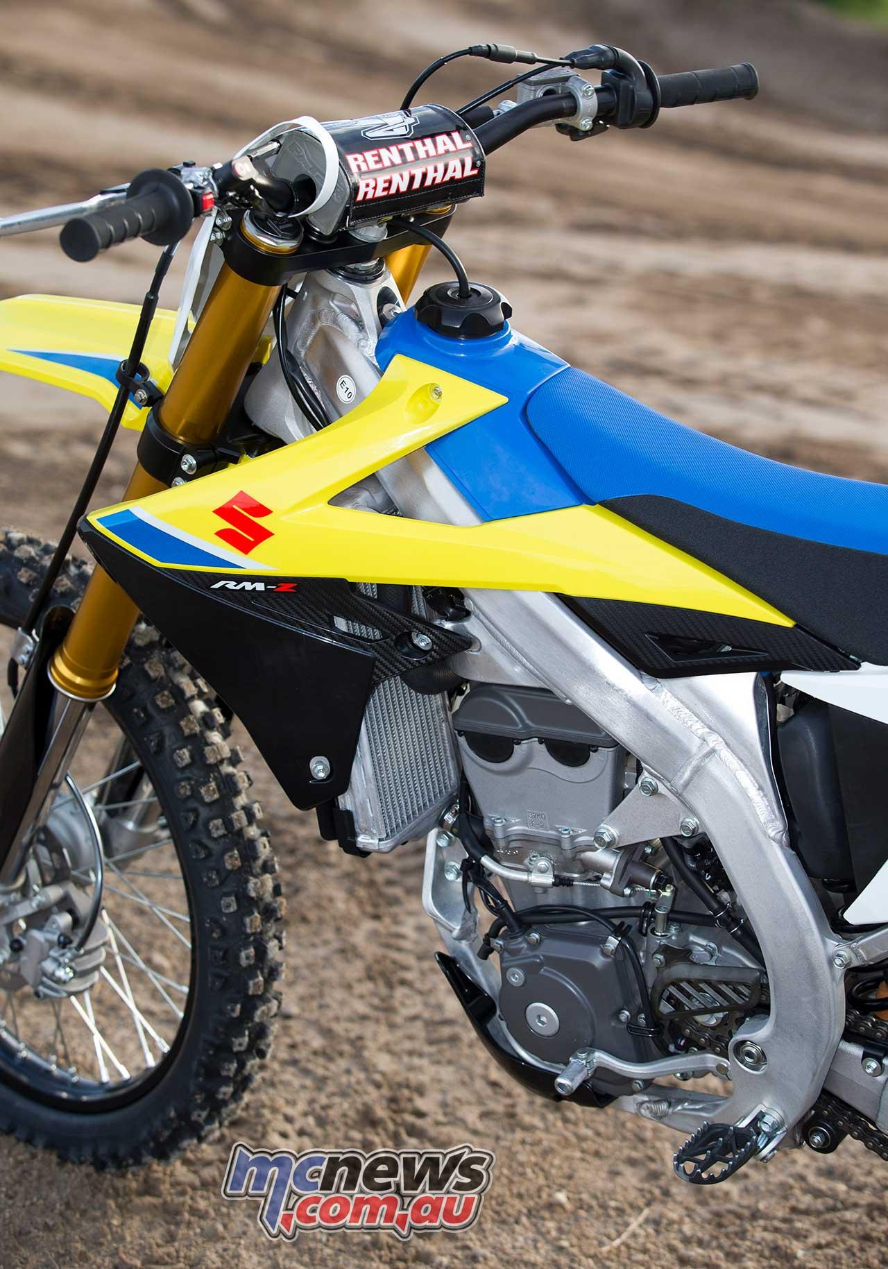 2018 Suzuki RM-Z450 Review | Motorcycle Test | MCNews com au