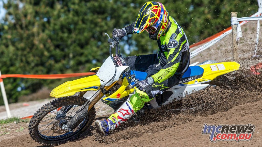 All in all the 2018 RM-Z450 proves a move in the right direction by Suzuki