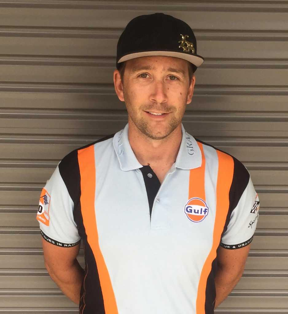 SMR signs Dave Johnson on Gulf BMW Road Racing Team