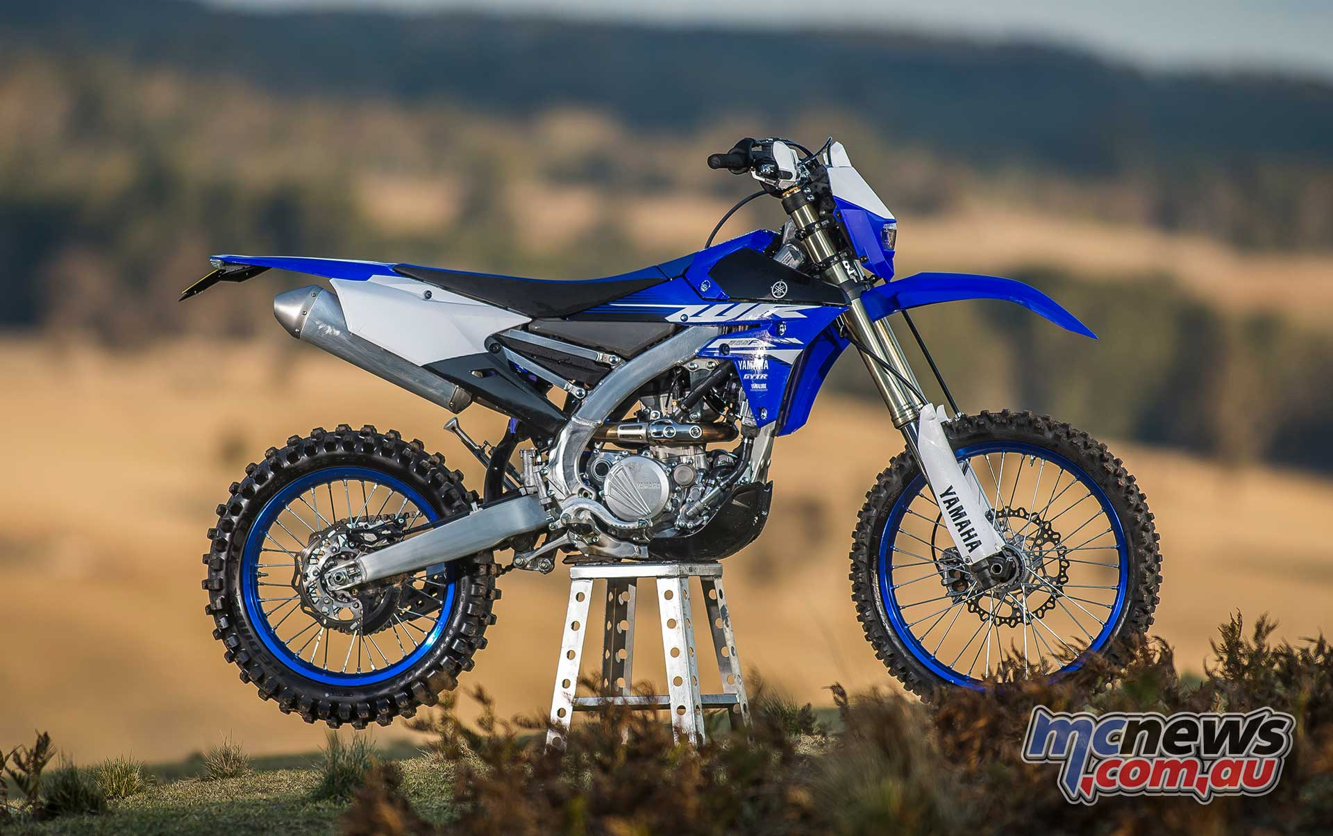 2018 Yamaha WR250F Review | Motorcycle Test | MCNews com au