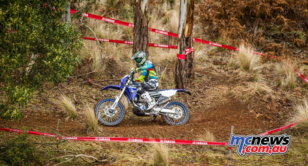 The 2018 WR-F has pumped some new energy into Yamaha's off-road racing range
