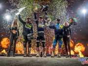 UK Arenacross 2018 - Round 2 - Podium