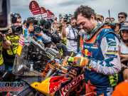 KTM 2018 Dakar Rally Review