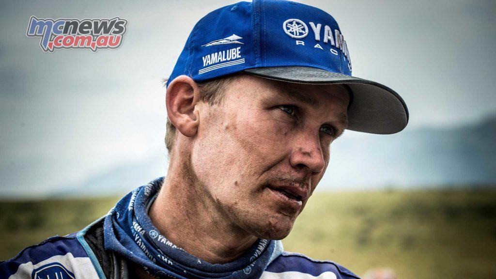 Rod Faggotter 16th at Dakar