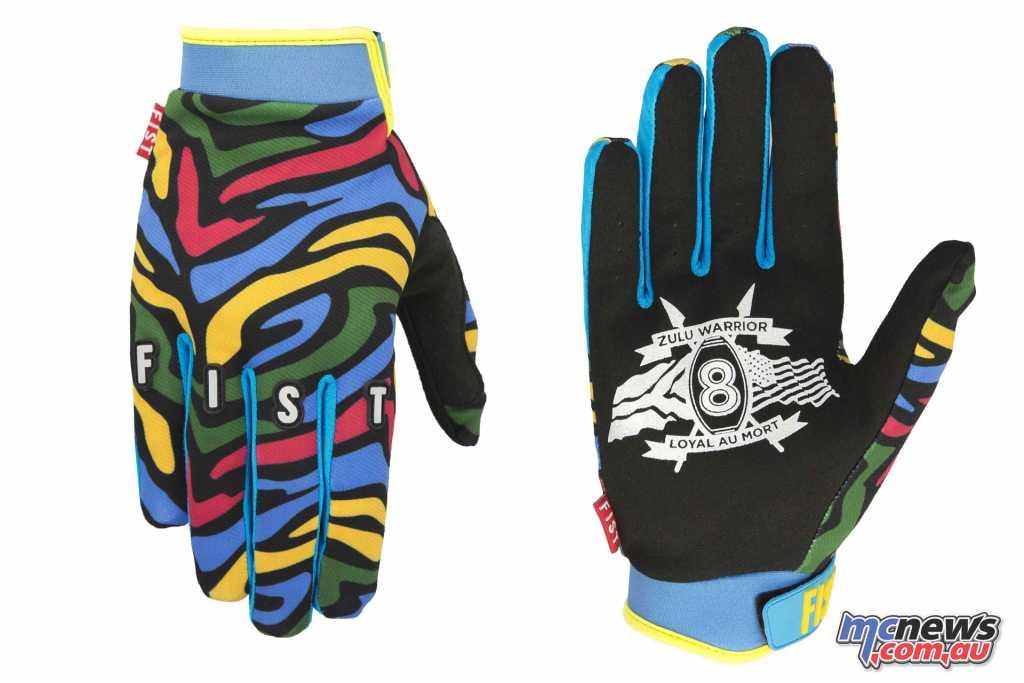 The Fist Zulu Warrior Gloves