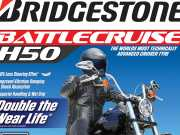 Bridgestone launch the new Battlecruise H50 tyres
