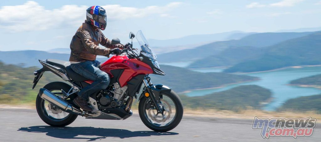 Overall the CB500X has a lot to offer, not just learners but also experienced riders