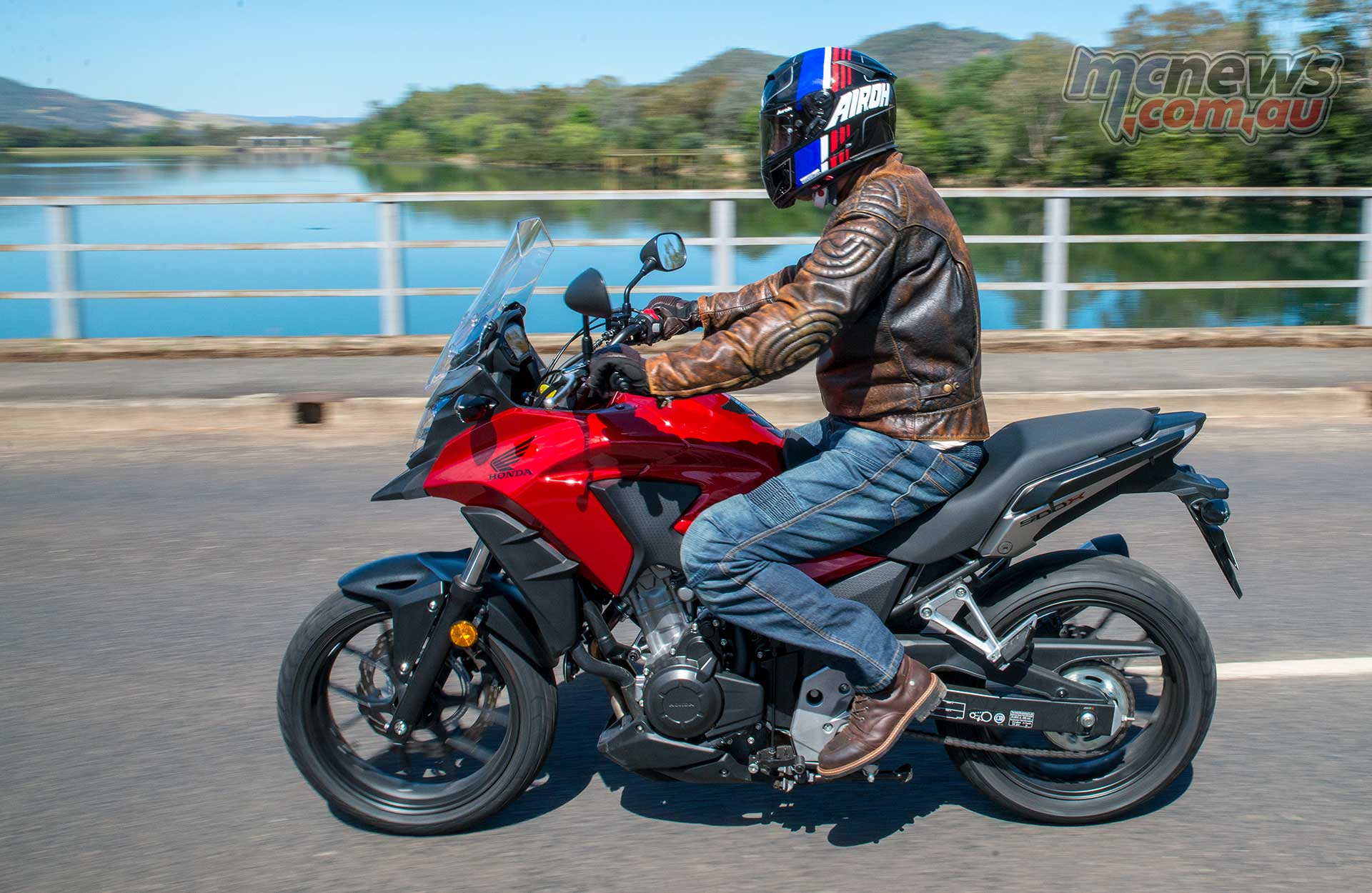 Honda Cb500x Review Motorcycle Tests Mcnewscomau