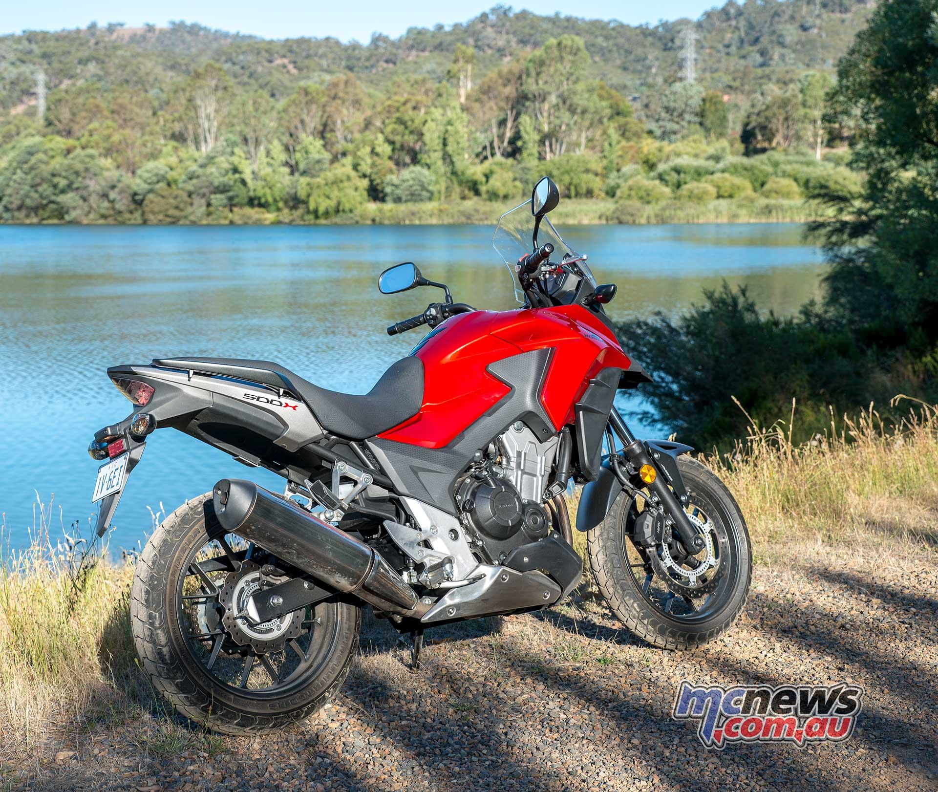 Honda CB500X Review | Motorcycle Tests | MCNews com au