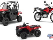 Honda's Read to Work Sale offers Honda Dollars on a number of ATV and farm models
