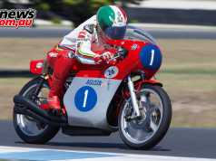 The legend Agostini on track - Image by TBG