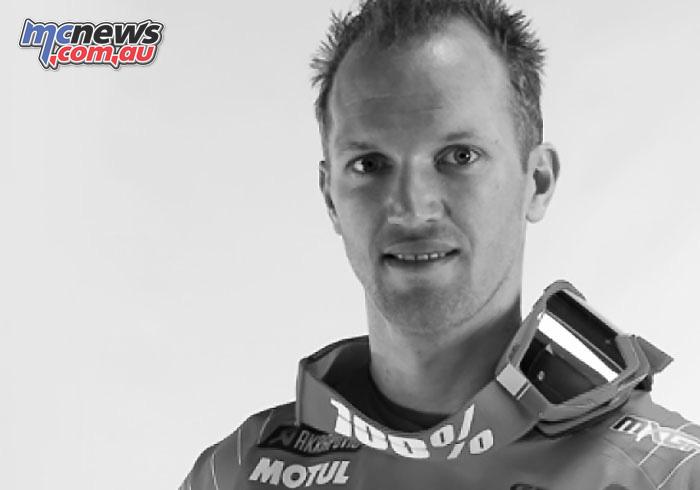 Kevin Strijbos joins Standing Construct KTM
