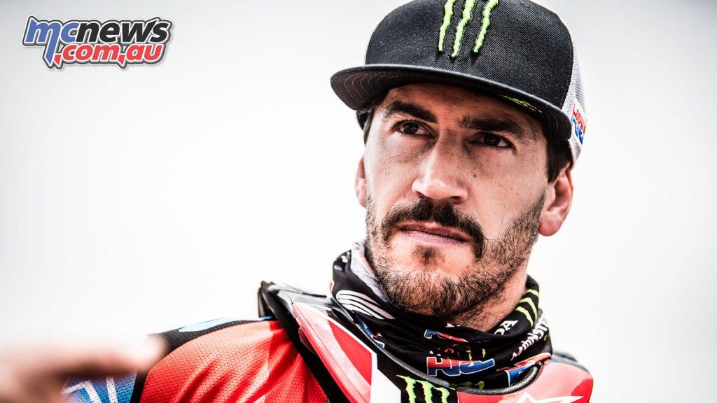 Monster Energy Honda Team - Joan Barreda