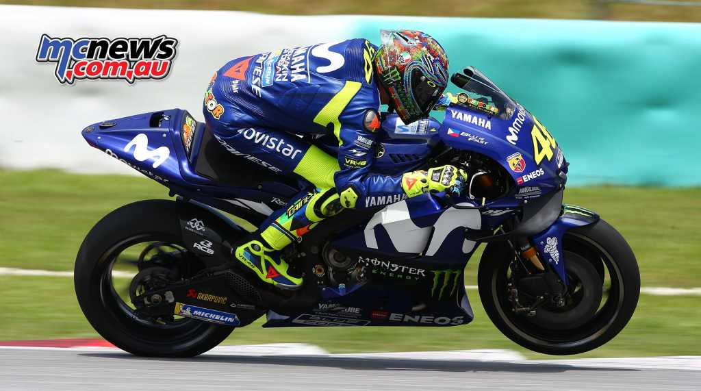 Valentino Rossi - Sepang - Image by AJRN
