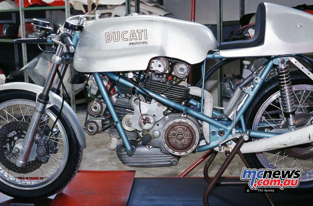 The Ducati Prototipo