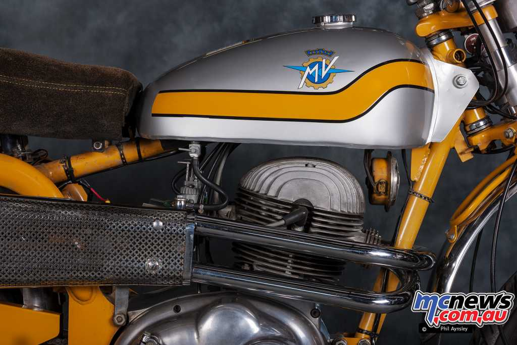 The 350 Scrambler offered a claimed 32hp