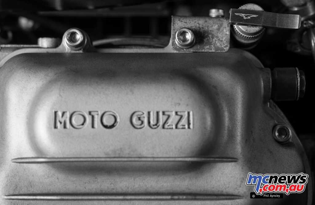 LAPD Moto Guzzi 850 T3