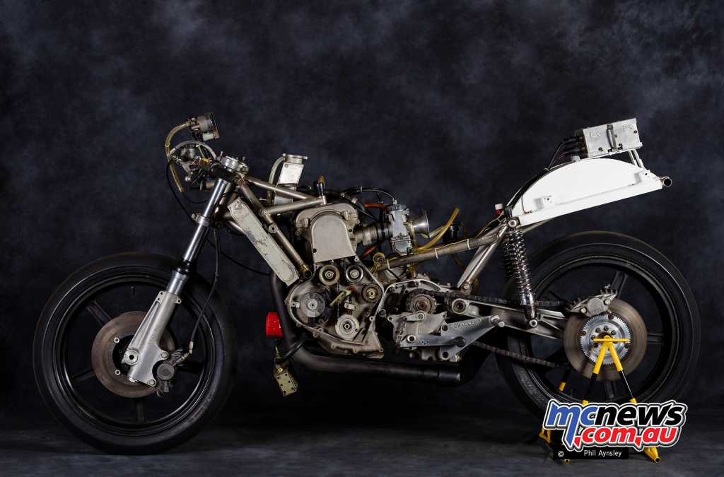 This Norton Challenge is believed to be the bike Victor Palomo tested at Silverstone