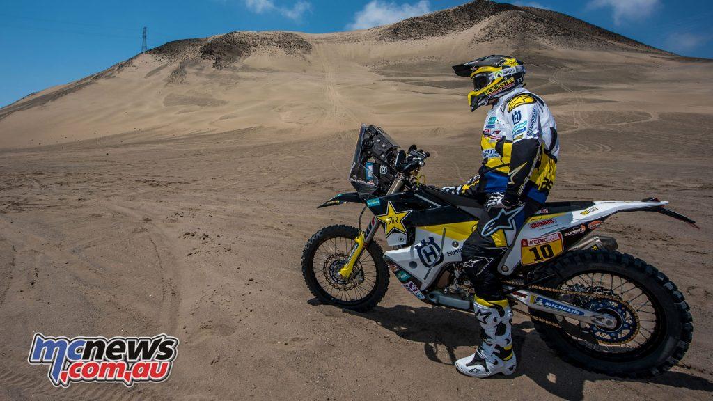 Rockstar Energy Husqvarna Factory Racing Team - Pablo Quintanilla