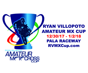 Ryan Villopoto Amateur CupRyan Villopoto Amateur Cup