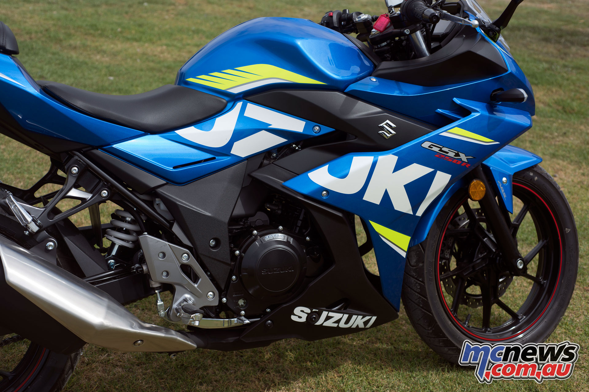Suzuki GSX250R Tested | Motorcycle Review | MCNews com au