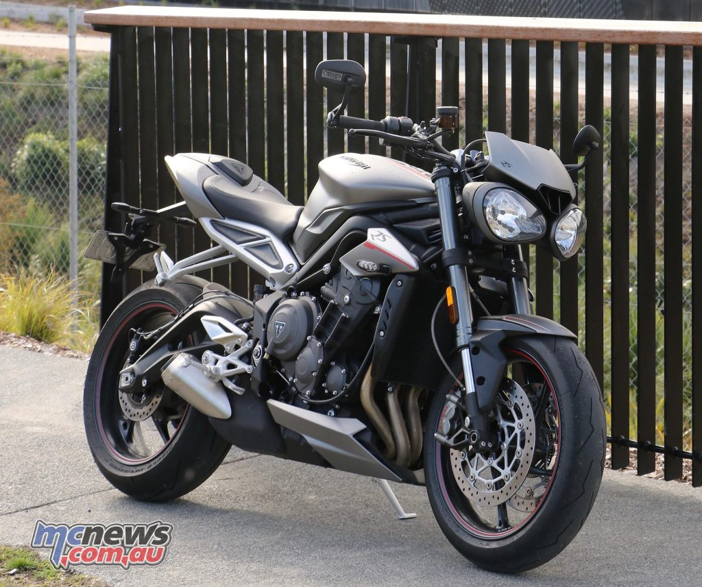 Triumph has raised the bar with the new Street Triple 765