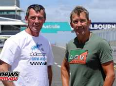 Troy Bayliss talks about his comeback with Troy Corser - Image Colvin